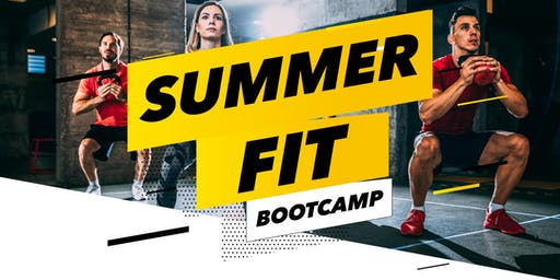 Summer Fit Bootcamp