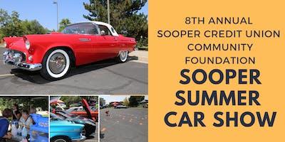 8th Annual Sooper Summer Car Show
