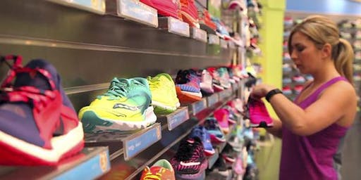 Running Shoes Demo Day + Win Prizes!