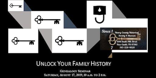 Unlock Your Family History