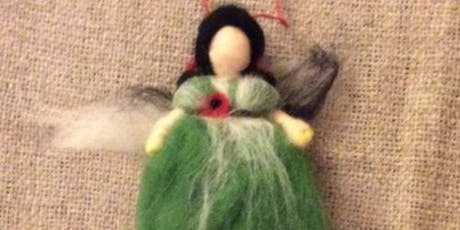 Needle Felted Fairies tickets