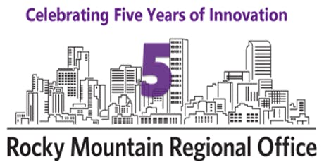 USPTO Rocky Mountain 5 Year Anniversary Celebration tickets