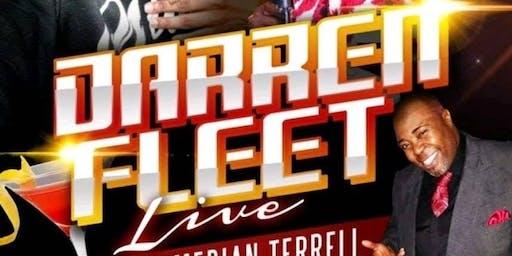 Darren Fleet Live