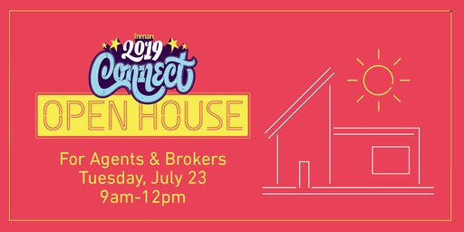 Connect Open House - Free Day for Agents & Brokers