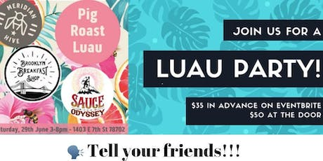 Pig Roast Luau  tickets