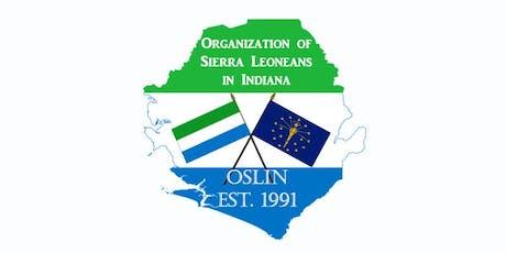 OSLIN GALA tickets