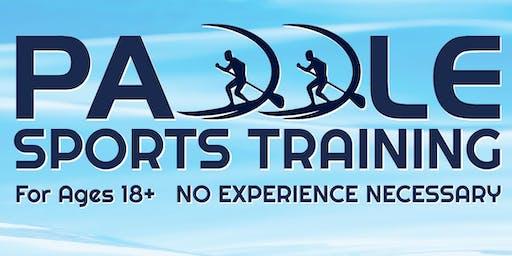 Paddle Sports Training
