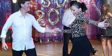 Free Latin Ballroom Dance Class! - 8:15PM! *No Partner Required* - Week of July 1st thru 6th! tickets