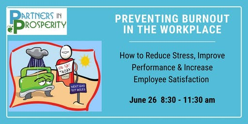 Preventing Employee Burnout