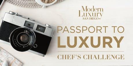 Passport to Luxury SD tickets