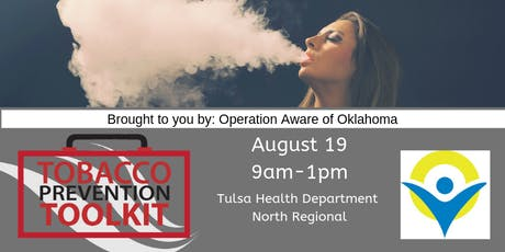 Tobacco Prevention Toolkit tickets