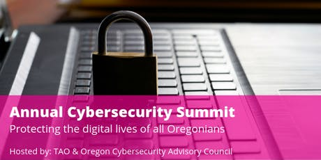Oregon Annual Cybersecurity Summit tickets