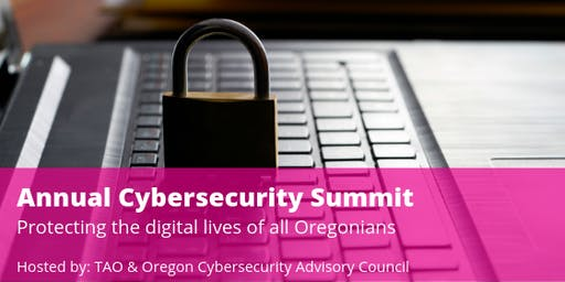 Oregon Annual Cybersecurity Summit