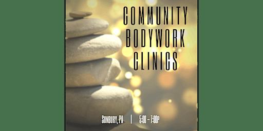 Community Bodywork Clinic (Sunbury, PA)