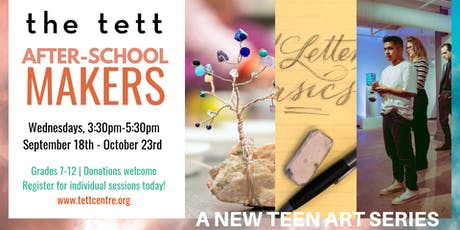 After-School Makers: Collaborative Art with Francisco Corbett  tickets