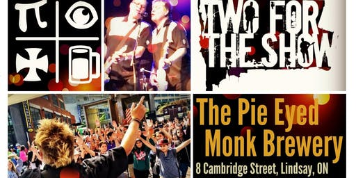 Two for the Show Returns to The Monk!