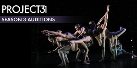 Project 31 Season 3 Audition tickets