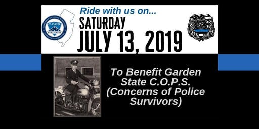 C.O.P.S. Charity Ride