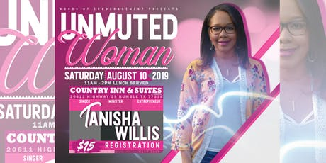 UnMuted Woman tickets