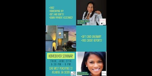 Homebuyer Seminar - FREE!