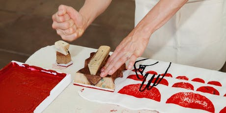 Block Printing Workshop with Seek Collective tickets