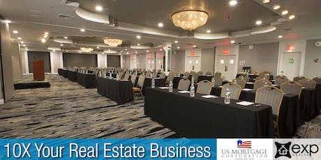 ATTENTION AGENTS: FREE BREAKFAST: 10x your Real Estate Business tickets
