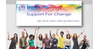 Support for change - Coaching Clinic