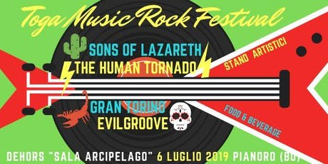 Toga Music Rock Festival tickets