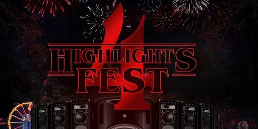 HIGHLIGHTS FEST 4