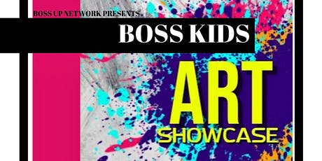 BOSS KIDS ART SHOWCASE 2019 tickets