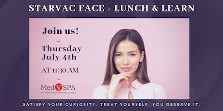 MedVSpa - Starvac Face Lunch & Learn Event tickets