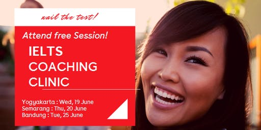 IELTS Coaching Clinic in Yogyakarta: Tips and Strategy from IELTS Expert