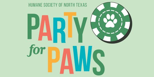 The Humane Society of North Texas Party for Paws Dinner & Auction