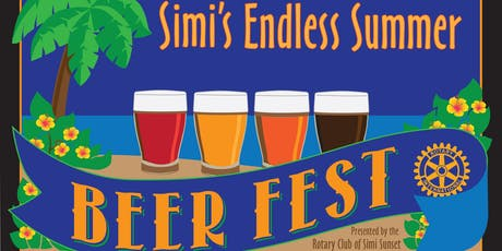 Simi's Endless Summer Beer Fest 2019 tickets