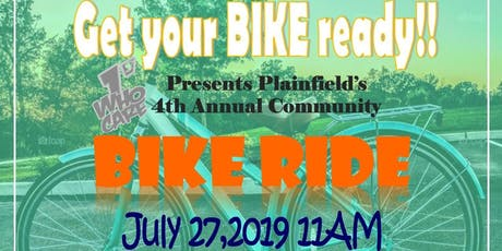 1's Who Care Presents Plainfields 4th Annual Ride Out tickets