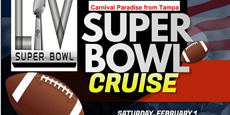 Super Bowl Cruise from Tampa tickets