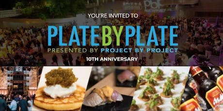 Plate by Plate SF 2019 tickets