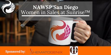 NAWSP San Diego Women In Sales at Sunrise tickets