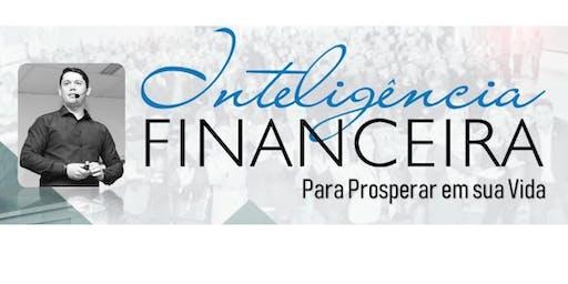 PALESTRA INTELIGÊNCIA FINANCEIRA PARA PROSPERAR  EM SUA VIDA - POUSO ALEGRE