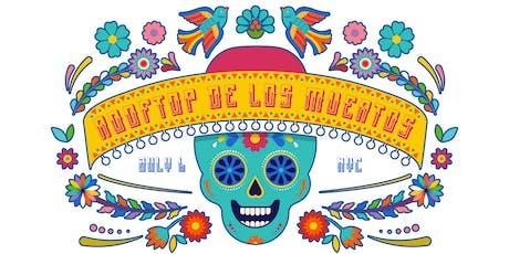 Rooftop De Los Muertos Party & BBQ tickets