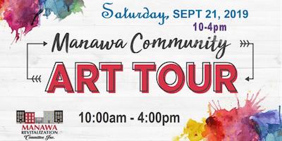 Manawa Community Art Tour