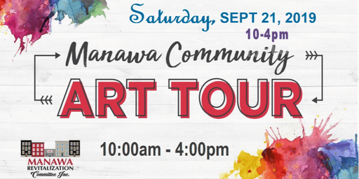 Manawa Community Art Tour