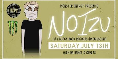 Monster Energy Pres: Noizu tickets