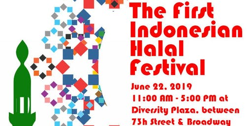 The First Indonesian Halal Festival