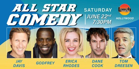 Dane Cook, Godfrey, and more - Special Event: All-Star Comedy! tickets