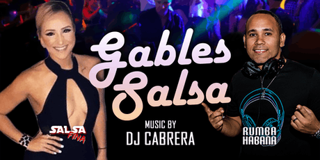 Gables Salsa Night tickets