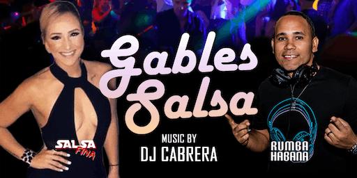 Gables Salsa Night