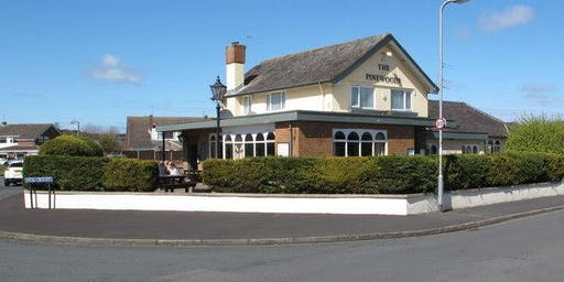 Psychic Night At Pinewoods in Formby Merseyside