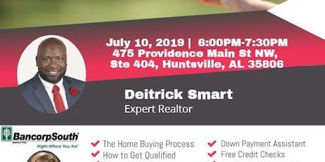 Free Home Buyer's Seminar tickets