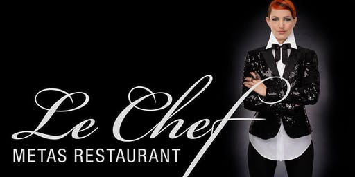 "Silvestergala im ""Le Chef Metas Restaurant"""